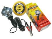 Переноска WL 302 12V21W5м клеммы+прикуриватель (WL 302)