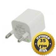 Сетевое зарядное устройство USB (кубик 1A)
