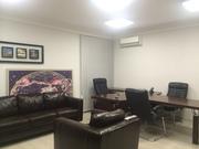 Аренда офиса в Одессе,  Пушкинская ул,  105 м кв,  дорогой ремонт,  мебель
