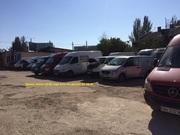 ремонт микроавтобусов Mercedes, Рено и Volkswagen в Одессе