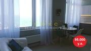 Продам двухкомнатную квартиру  ЖК 27 Жемчужина / Каманина,  прямой вид