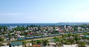 Участок  Ж/Д в Одессе логистика склад открытого хранения 1600 м 2.8 га