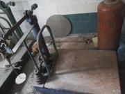 Весы механические,  платформенные,  до 500 кг.