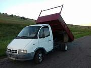 Грузоперевозки до 3 тонн по Одессе и Одесской области. Самосвал Газель