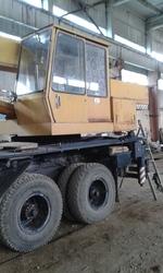 Автокран КТА-25,  на базе КРАЗ 6510