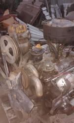 Двигатель ЗИЛ-130 б/у
