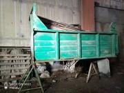 Кузов-самосвал от ЗИЛ ММЗ-4502