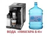 Вода для кофейных аппаратов
