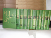 Теккерей. Собрание сочинений в 12 томах