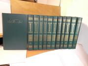 Толстой Л.Н. Собрание сочинений в 12 томах. Библиотека «Огонек». 1987