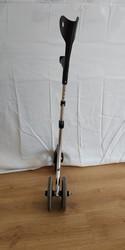 КОСТЫЛЬ на трех колесах для инвалидов бу Германия
