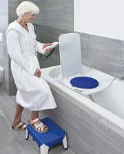 Кресло-подъемник,  для купания инвалидов бу Германия