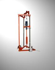 Буровое оборудование для скважи в Измаиле.