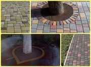 Тротуарная плитка «Старый город» 40 мм