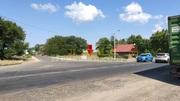 Продам фасадный участок 19 км Овидиопольской дороги под коммерцию