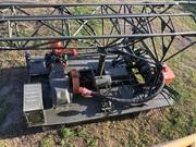 Буровая установка УРБ 2.5 А с инструментом.