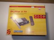 Спутниковый тюнер DVBS - SkyStar 2 TV TechniSat PCI встраиваемый в ПК