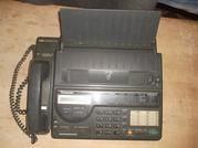 Panasonic Панасоник - телефон факс KX-F150