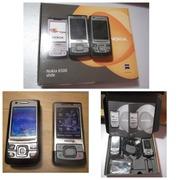 Телефоны Nokia 6280 и 6500s  на ремонт