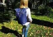 Рюкзак для ручной клади 40х20х25 ryanair wizzair с изменяемым размером