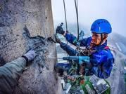 Высотные работы (утепление)фасад  квартир и теплоизоляция стен Одеса