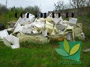 Предприятие постоянно в больших объёмах покупает отходы полистирола