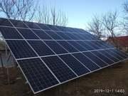 Солнечная электростанция. Зеленый тариф