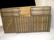 Толстой Л.Н. Собрание сочинений в 22 томах 20 книгах. 1978-85. К 150-л
