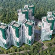 Однокомнатная квартира ЖК Альтаир 3 ул. Жаботинского