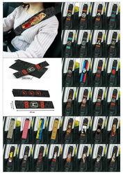 Накладки на автомобильные ремни безопасности.