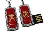 USB Flash Uniq ZODIAK MINI Водолей красный
