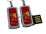 USB Flash Uniq ZODIAK MINI Дева красный