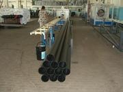 продам линию для пр-ва труб-оболочек для теплоизоляции из ПЭНД