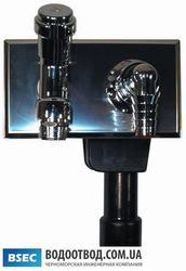 Встроенный сифон для стиральной машины HL406