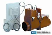 Обратный канализационный затвор с электроприводом HL710.2EPC (Hutterer