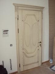 Двери межкомнатные, раздвижные перегородки.