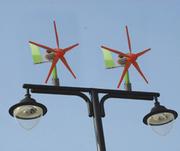 Ветроустановки новой серии JPS ( мощностью от 100 Вт до 5 кВт) из Германии