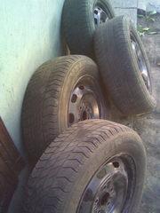 Продам Резину 185/65 R 14 Michelin  cо стальными дисками