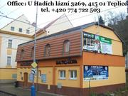 Дом в Чехии,  Теплице,  цена 620 000евро