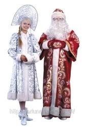 Заказать Деда Мороза и Снегурочку!