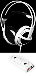 SteelSeries Siberia full-size headset USB