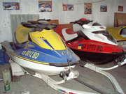 Продам водные мотоциклы Bombardier